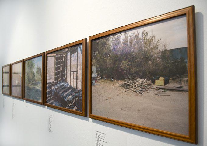 Julie Gautier-Downes Exhibiton image