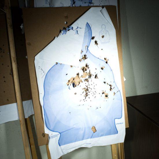 Brian Finke, Untitled (U.S. Marshals, Phoenix, #006)