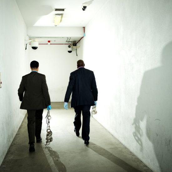 Brian Finke, Untitled (U.S. Marshals, Los Angeles, #005)