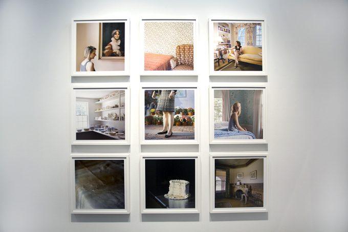 Frances Denny Exhibition image