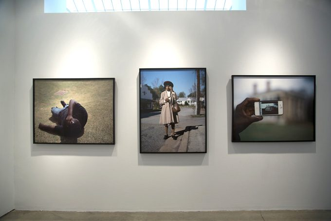 RaMell Ross Exhibition image