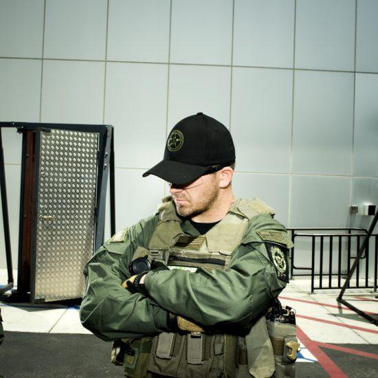 Brian Finke, Untitled (U.S. Marshals, Los Angeles, #049)