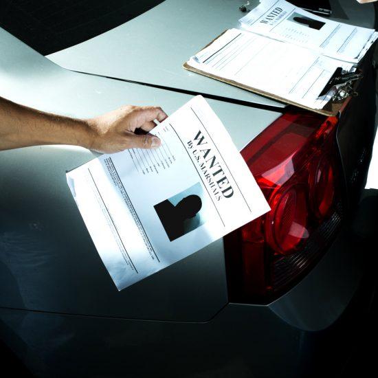 Brian Finke, Untitled (U.S. Marshals, Los Angeles, #006)