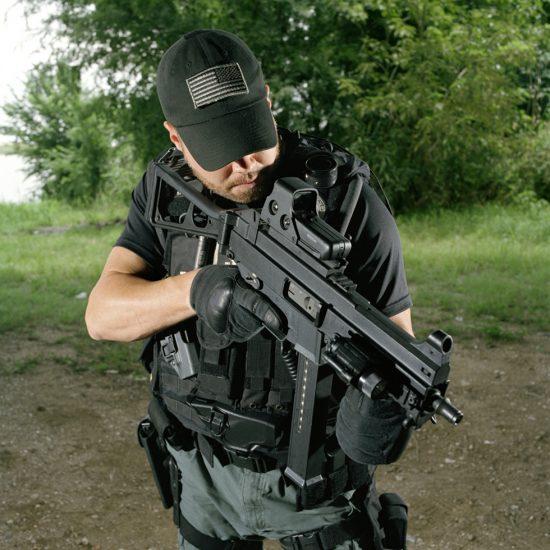 Brian Finke, Untitled (U.S. Marshals, Houston, #013)