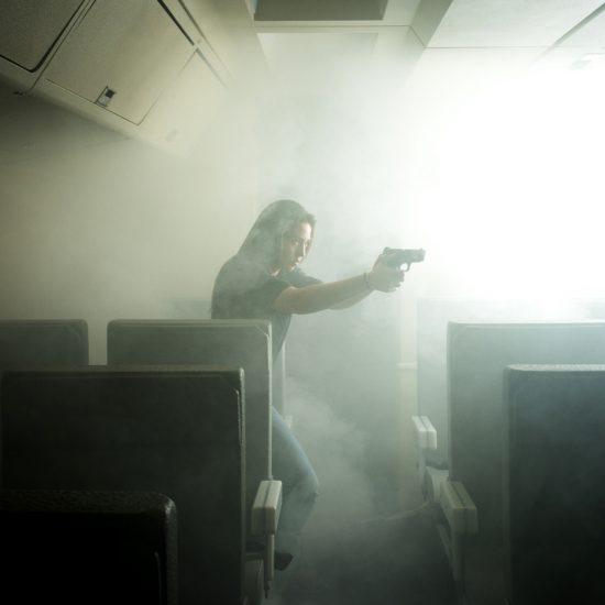Brian Finke, Untitled (U.S. Marshals, LAX, #001)