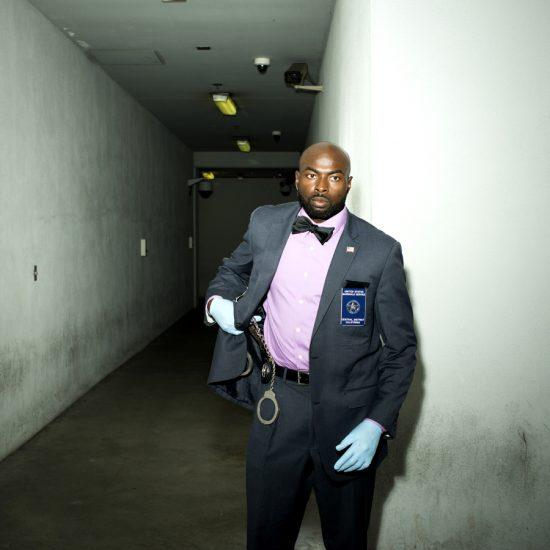 Brian Finke, Untitled (U.S. Marshals, Los Angeles, #004)