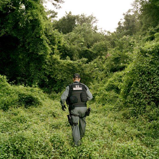 Brian Finke, Untitled (U.S. Marshals, Houston, #010)