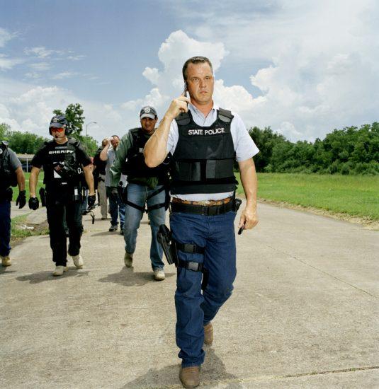 Brian Finke, Untitled (U.S. Marshals, Houston, #007)