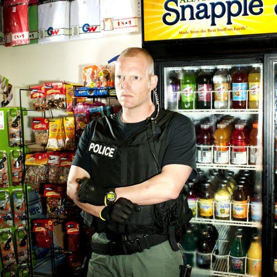 Brian Finke, Untitled (U.S. Marshals, Camden, #053)