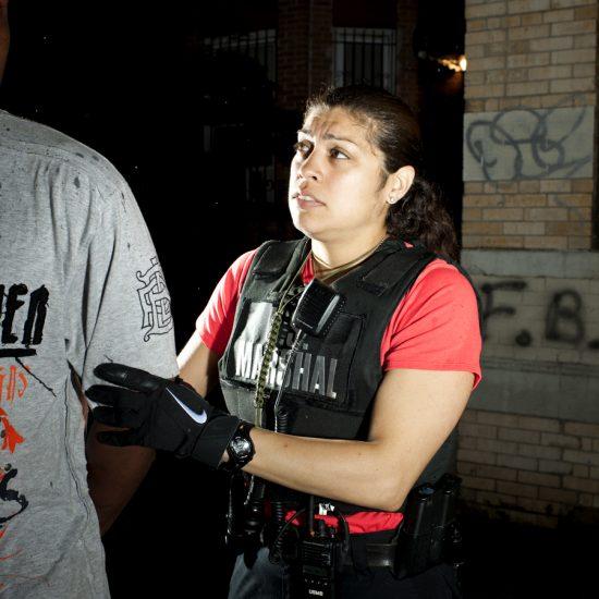 Brian Finke, Untitled (U.S. Marshals, New York City, #167)