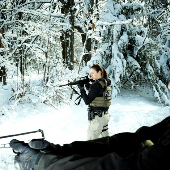 Brian Finke, Untitled (U.S. Marshals, New Hope, #002)