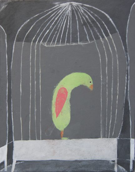 Scott Daniel Ellison, Birdcage