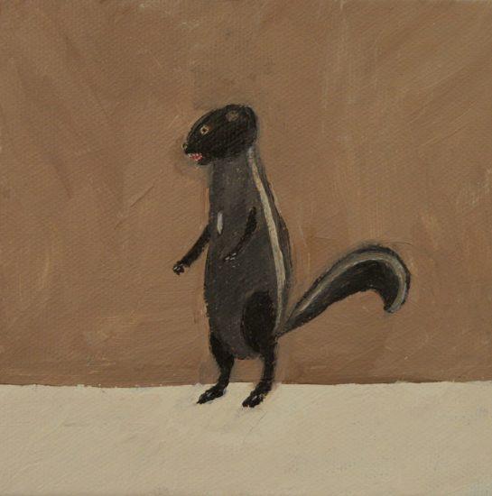 Scott Daniel Ellison, Skunk