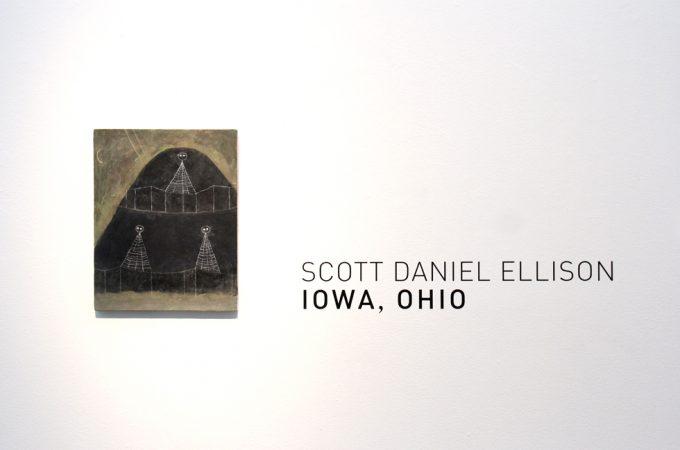 Scott Daniel Ellison, Installation image