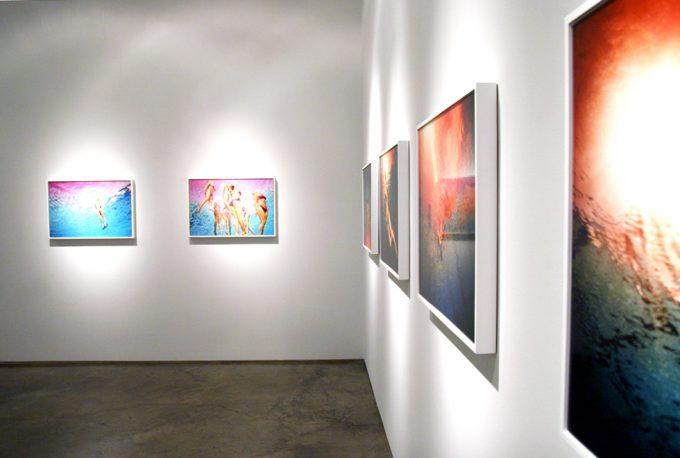 Jill Greenberg, Glass Ceiling Installation
