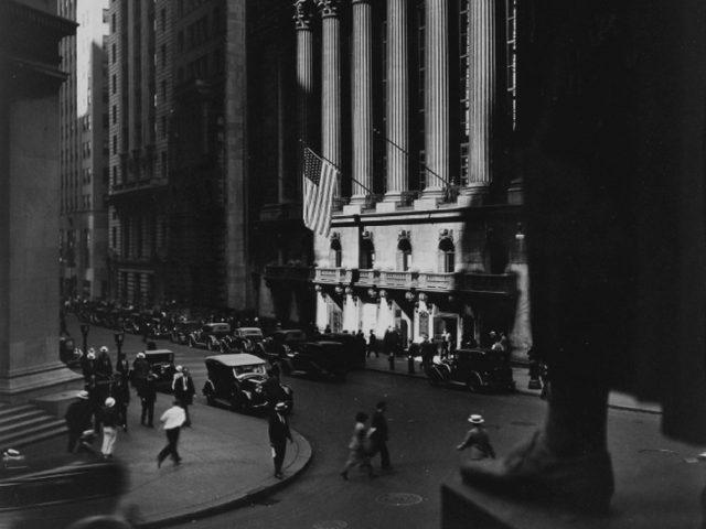 Berenice Abbott, Wall Street