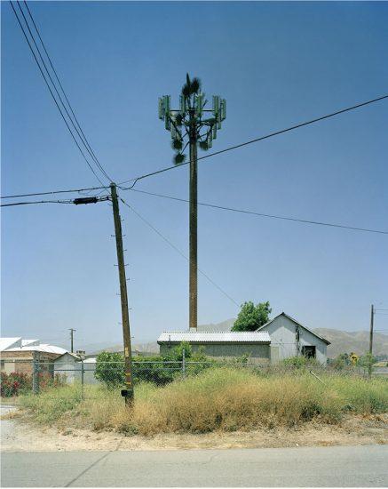 Robert Voit, Church Avenue, Highland, California