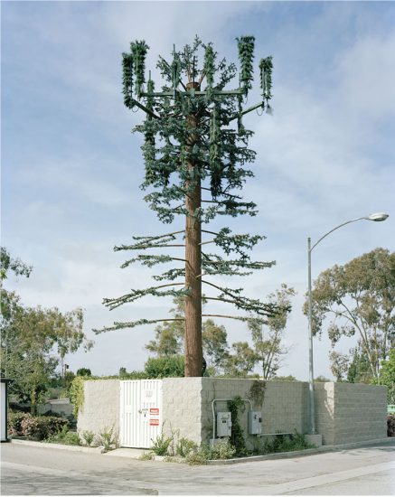 Robert Voit, Virginia Avenue, Culver City, California