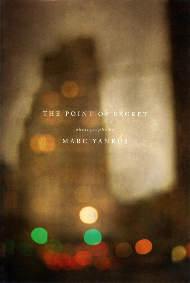 Marc Yankus, The Point of Secret