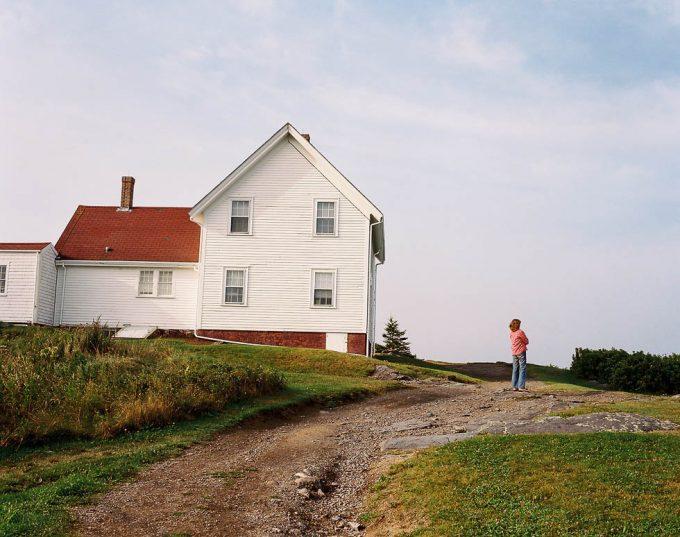 House on the Hill, Palmer Davis