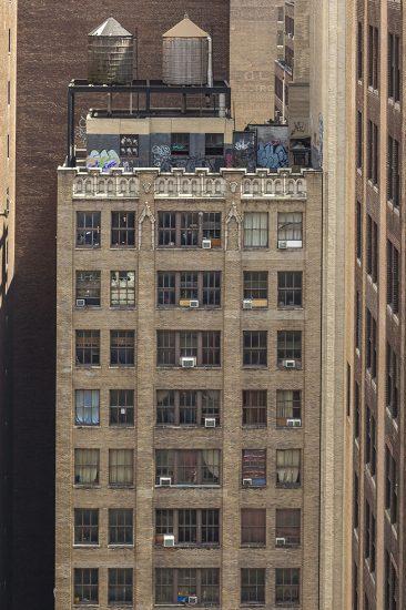 Building Inside Buildings, Marc Yankus