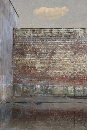 Empty Lot in The West Village, Marc Yankus