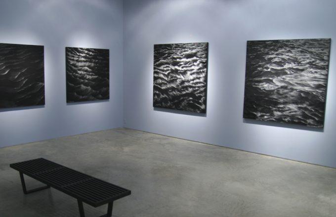 Installation image, Karen Gunderson