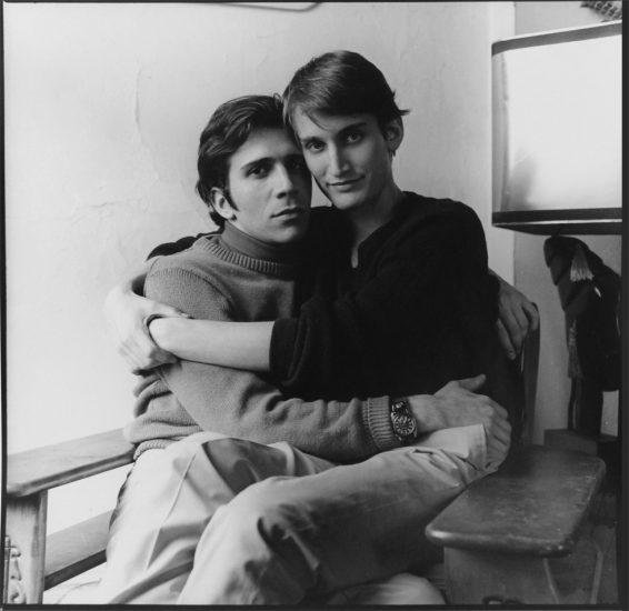 Genaro and Costas, NYC, David Armstrong
