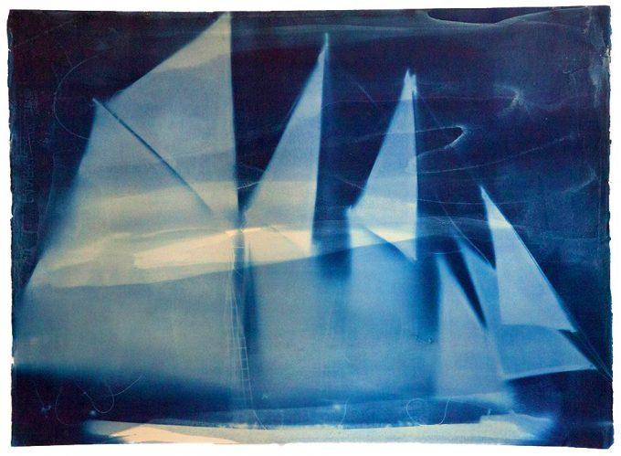 Brian Buckley, Untitled (Ghost Ship III)