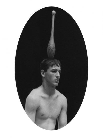 Luke Smalley, Indian Club Portrait III