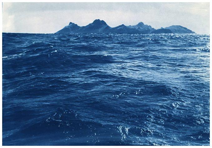 Brian Buckley, Wine Dark Sea B.V.I.