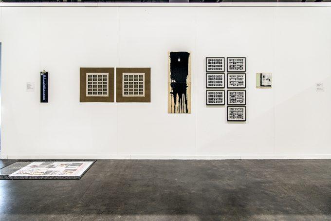 Andre Bradley, Installation Image