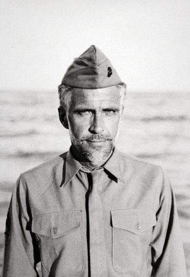 Joe Ovelman, Marine Corps Uniform