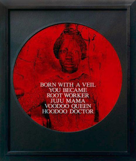 Born With a Veil You Became Root Worker Juju Mama Voodoo Queen Hoodoo Doctor
