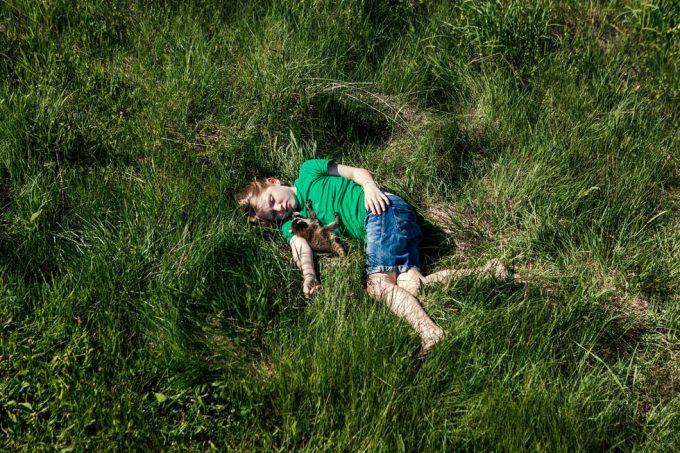 Burke, Jesse - As Long As The Grass Shall Grow