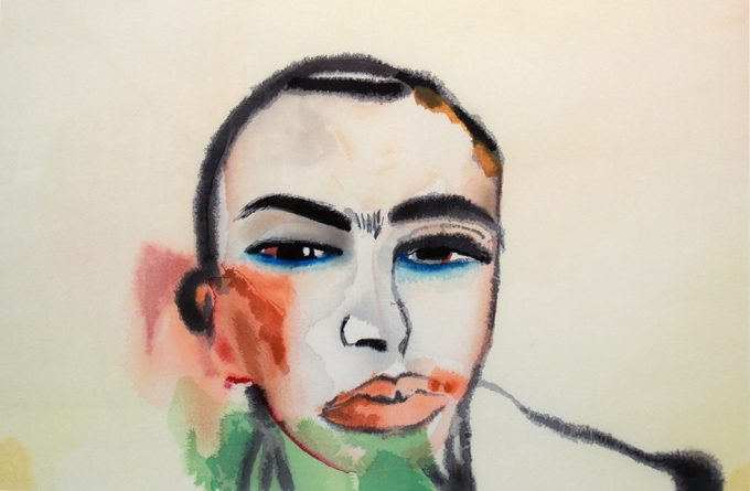 Francesco Clemente, Untitled