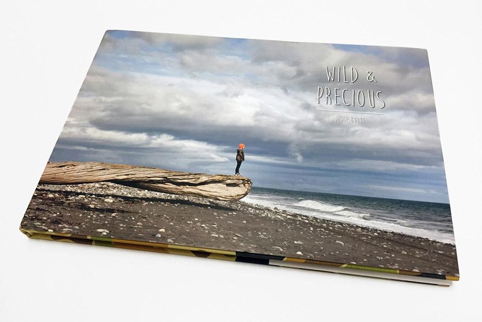 Jesse Burke, Wild & Precious book