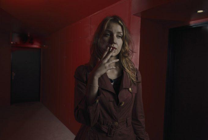 Laura Stevens, Amy