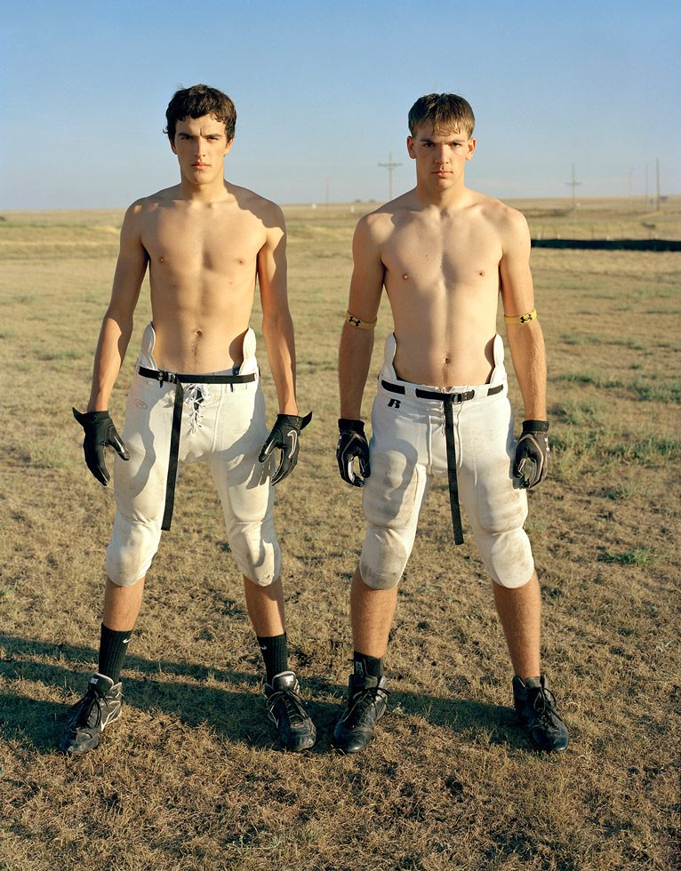 Brady and Tyler