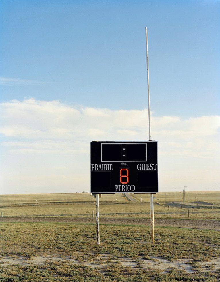 Prairie Scoreboard
