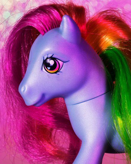 Denny, Frances F., Pony Ride