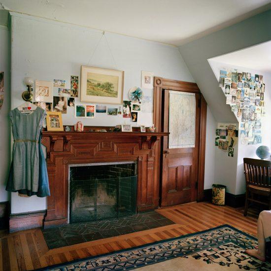 Denny, Frances F., Bedroom