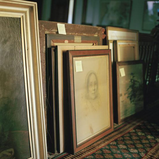 Denny, Frances F., Storage