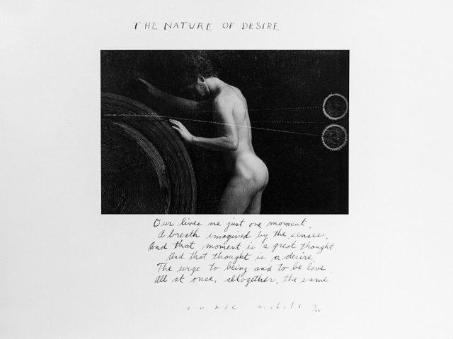Duane Michals, The Nature of Desire