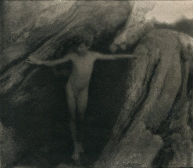 Clarence H. White, Nude