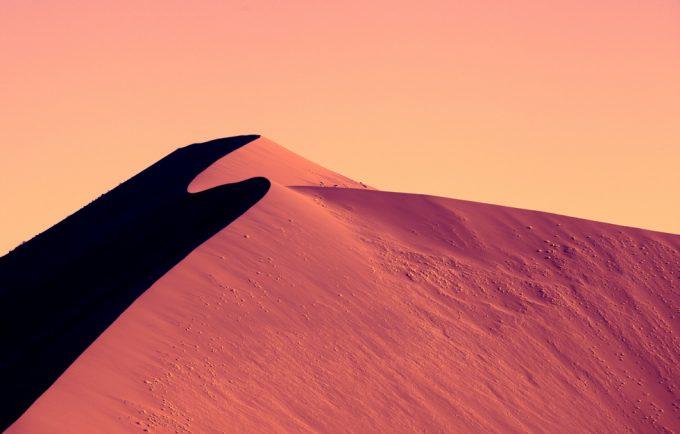 Zack Seckler, Namib Dune