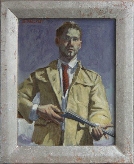 Mark Beard, [Bruce Sargeant] Rifle in Hand