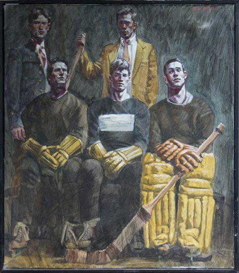Mark Beard, [Bruce Sargeant] The Hockey Team