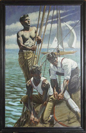 Mark Beard, [Bruce Sargeant] Three Sailors
