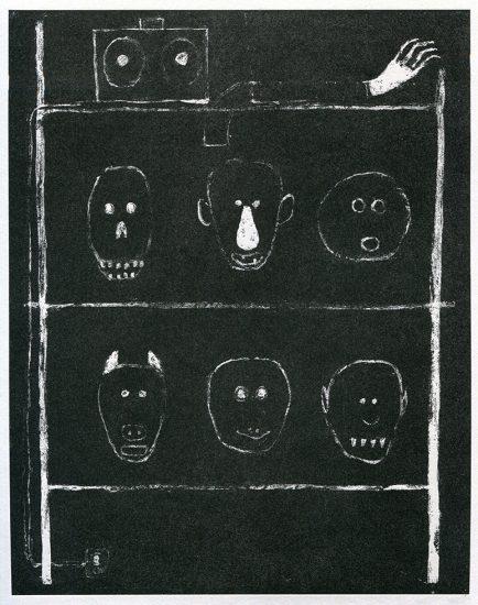 Scott Daniel Ellison, Monster Masks